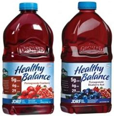 Free Old Orchard Healthy Balance Juice Coupon!