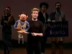 Even puppets can be jewish!