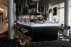 Größte Hotelrenovierung in Deutschland seit den 50er Jahren - Tetris-db Liquor Cabinet, Storage, Kitchen, Furniture, Home Decor, The Fifties, Refurbishment, Germany, Purse Storage