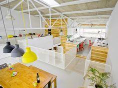 北歐公寓風之廠房改造 - DECOmyplace