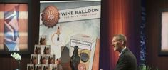 Eric Corti and Wine Balloon get major attention after #sharktank episode