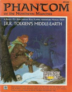 This adventure for Iron Crown Enterprise's Middle Earth Role Playing game is most notable for its moody Daniel Horne cover image.