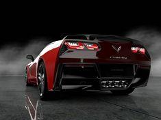 2014 Corvette Stingray Comes to Gran Turismo New Screenshots & Video Released Stingray Corvette, 2014 Corvette Stingray, 2014 Stingray, Black Corvette, Chevrolet Corvette, Porsche, Audi, Ferrari, Lamborghini