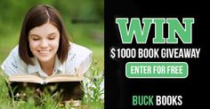 Enter the Buck Books $1,000 Book Giveaway at  http://buckbooks.net/giveaways/gift-cards/?lucky=11784 via @buckbookstweets pic.twitter.com/IfXeOW514s