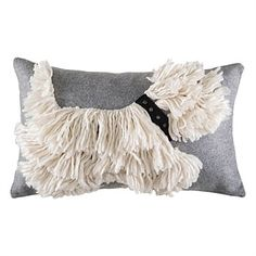 The CHICO Cushion, Graphite in is part of freedom's range of contemporary furniture and homewares and is available to shop now. The Block Nz, Freedom Furniture, Bedroom Inspo, Bedroom Ideas, Westies, Soft Furnishings, The Hamptons, Cushions, Throw Pillows