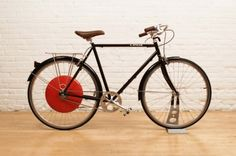 MIT-Designed Copenhagen Wheel Finally Hits the Market, Turns any Bike Into a Hybrid Electric Vehicle   Inhabitat - Sustainable Design Innovation, Eco Architecture, Green Building