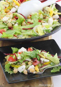 Hummus, Cobb Salad, Feta, Grilling, Healthy, Weddings, Life, Crickets, Wedding