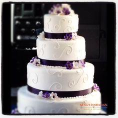 KingsHawaiian Weddingcake Pink
