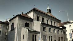 Kostel svaté Anny #Prague Prague, Mansions, House Styles, Home Decor, Mansion Houses, Homemade Home Decor, Manor Houses, Fancy Houses, Decoration Home
