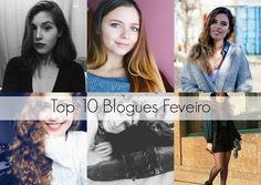 Mystery Girl: Top 10 Melhores Blogues Fevereiro'16
