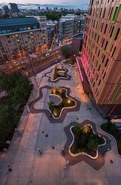 校园景观设计,没灵感的可以看过来!