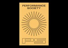 Image of Performance Society