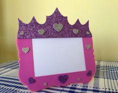 Porta Retrato Princesa em Eva                              …