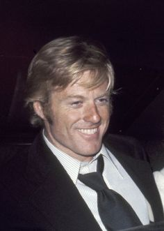 Robert Redford - he has the best smile