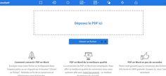 Transformer ses pdf en Word . Très utile