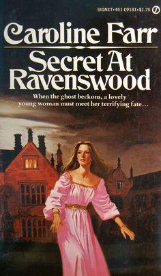 Caroline Farr: Secret At Ravenswood