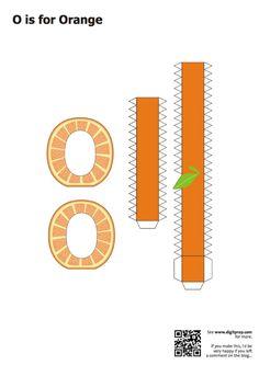 Dans la série des papertoys éducatifs (ou décoratifs), voici un superbe alphabet en papercraft. 26 lettres en papier qui reprennent animaux, objets ou personnages et que l'on pourra aisément imprimer, plier et coller. Un création très utile du papertoys maker…