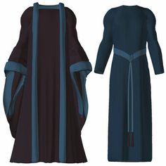 Wizard Robes | Wizard Robes for M3