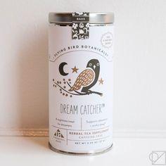 Flying Bird Botanicals Dream Catcher Gift Tea
