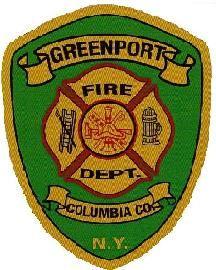 Greenport Fire Department - Hudson, New York  #fire #patches #setcom http://www.setcomcorp.com/firewireless.html