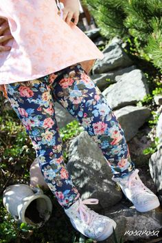 Fräulein Rosa: Beinschmeicheleien Reloaded Nachzüglerpost mit ersten Aussichten auf Elea