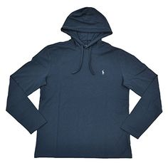 Polo Ralph Lauren Mens Jersey Knit Hoodie Tee  #shirts #sweater #top #mens #clothing #fashion