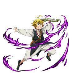 Meliodas | Nanatsu no Taizai
