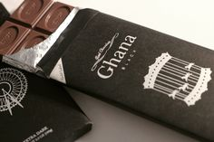 Lotte Ghana Chocolate Promotion Branding Project by Goeun Lee, via Behance