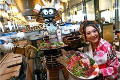 Bangkok Robot Restaurant