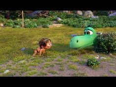 The Good Dinosaur - Hide and Seek, jugando a las escondidas con  #TheGoodDinosaur