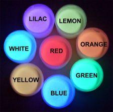 UV Reactive NEON RAVE INVISIBLE BLACK LIGHT PAINTS