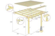 Pergola For Small Backyard Key: 7302888632 Diy Pergola, Backyard Gazebo, Small Pergola, Metal Pergola, Wooden Pergola, Outdoor Pergola, Pergola Shade, Patio Roof, Pergola Kits