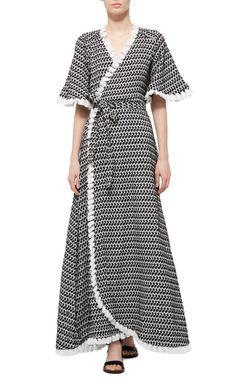 e52b3945405 Cristina Maxi Wrap Dress