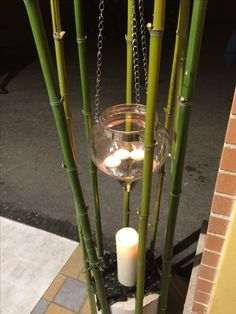 Lanterna bamboo designe