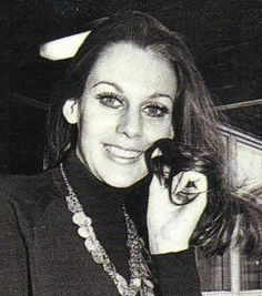 Linda Collett   Miss South Africa 1969 and under top 10 at Miss World