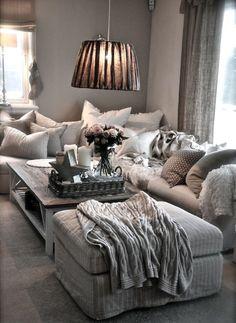 So cozy!!!!