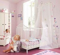 Paredes - Quarto bebê: dicas de decoração para o quarto do bebê