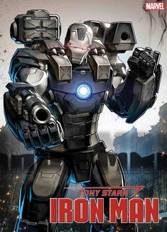 Tony Stark: Iron Marvel Battle Lines Variant Cover - War Machine by Sujin Jo * Marvel Dc, Marvel Fanart, Marvel Comics, Marvel Heroes, Cosmic Comics, Iron Man Armor, Iron Man Suit, The Avengers, Marvel Comic Character