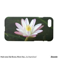 Shop Pink water lily flower, Photo Uncommon Uncommon iPhone Case created by Digitalized. Nature Photography Tips, Amazing Photography, Water Lilies, Iphone 7 Cases, White Ink, Flower Photos, Printing Process, Lily, Vibrant