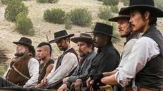 """""""Die glorreichen Sieben"""" reiten wieder. Regisseur Antoine Fuqua bringt ein…"""