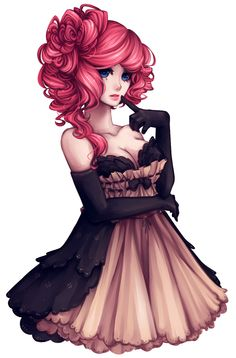 Rose by agent-lapin.deviantart.com on @DeviantArt