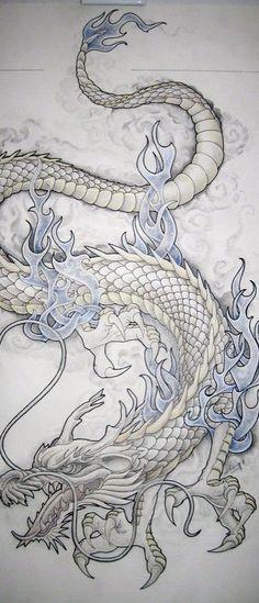 Dragon Tattoo Design | Tattoo Ideas Central More
