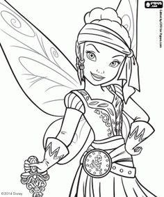 707ff3b4c8f4e91ced748edb43a2c115 Pirate Fairy The
