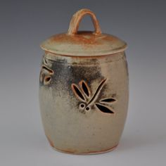 garlic container pottery - Google Search