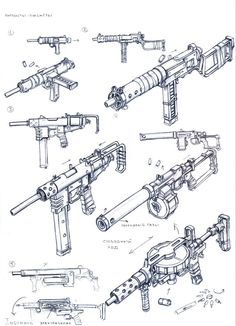 weapons 32 by TugoDoomER.deviantart.com on @DeviantArt