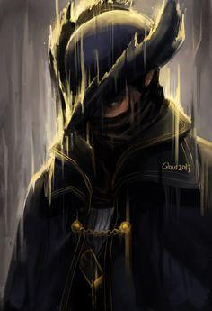 Новости Bloodborne Concept Art, Bloodborne Art, Blood Hunter, Old Blood, Dark Souls Art, Soul Game, Necromancer, Demon's Souls, Game Art