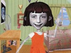 Am I the only one who remembers Angela Anaconda? Angela Anaconda, Cartoon Tv, Cartoon Shows, 90s Childhood, Childhood Memories, 90s Nostalgia, Old Cartoons, Kids Tv, Abc Family