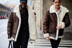 The Best Street Style From Men's Fashion Week