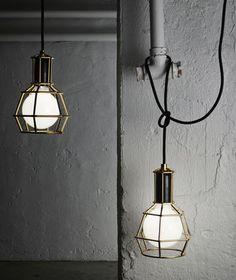 Lampe de table Work Lamp à poser ou suspendre Design House Stockholm / 189 €