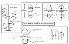 Important Track Measurements